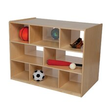 "Natural Environment 38.75"" Bookcase"