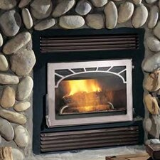 Prestige Wood Burning Fireplace Insert