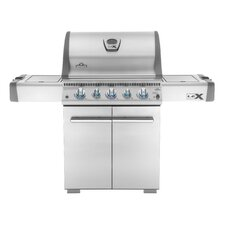 "61.75"" Lex Cart Gas Grill"
