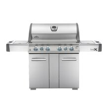 "68.5"" Lex Cart Gas Grill"