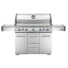 "75.75"" Lex Cart Gas Grill"