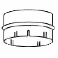 Coupler for Direct Vent Fireplaces