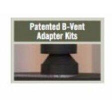 Direct Vent Stove B Vent Adaptor Kit