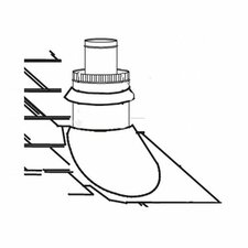 Direct Vent Fireplace Roof Terminals