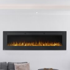 Allure™ Wall Mount Electric Fireplace