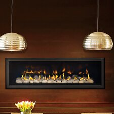Direct Vent 5th Avenue Linear Wall Mount Natural Gas Fireplace
