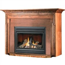 Princess Fireplace Mantel Surround