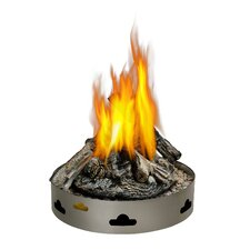 Patio Natural Gas Fire Ring