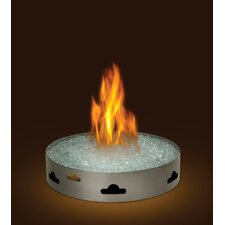 Patio Natural Gas Tabletop Fireplace