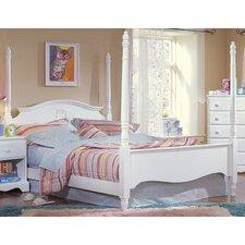 Carolina Cottage Four Poster Bed