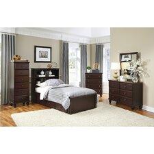 Storage Panel Customizable Bedroom Set