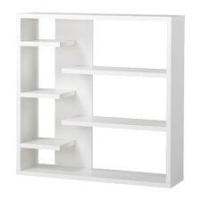 """43.23"""" Accent Shelves Bookcase"""