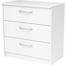 Finch 3 Drawer Chest