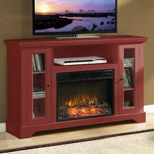 Queenston Media Electric Fireplace