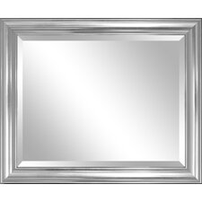 Elevation Silver Wall Mirror