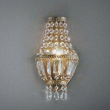 Design-Wandleuchte 1-flammig Cupola