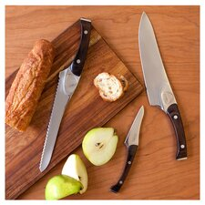 4 Piece Chef Knife Set