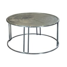 Compass Rose Cocktail Table