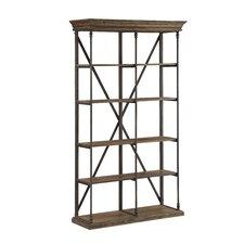 "86.5"" Standard Bookcase"