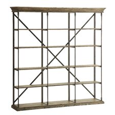 "86.5"" Large Standard Bookcase"