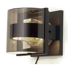 Delta 1 Light Outdoor Sconce