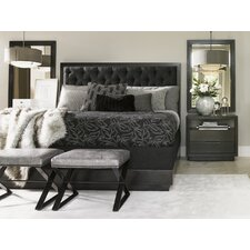 Carrera Bedroom Platform Customizable Bedroom Set