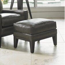 Giovanni Leather Ottoman