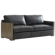 Shadow Play Delshire Leather Sofa