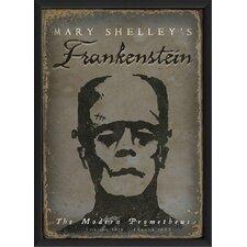 Frankenstein Framed Vintage Advertisement