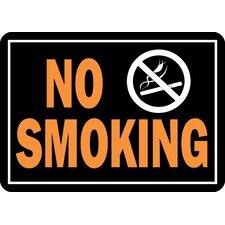 No Smoking Sign (Set of 12)