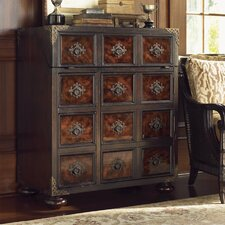 Island Traditions Churchill Bar Cabinet with Wine Storage