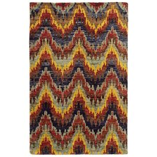 Tommy Bahama Ansley Multi / Multi Abstract Rug