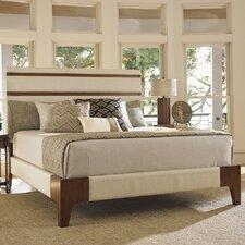 Island Fusion Mandarin Panel Bed