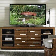 Island Fusion Princeville TV Stand
