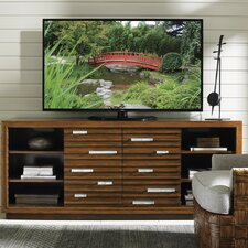 Island Fusion Princeville TV Stand