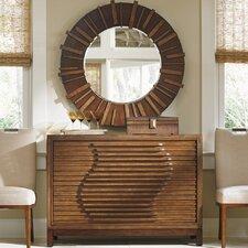 Island Fusion 4 Drawer Dresser with Mirror