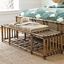 Twin Palms Upholstered Bedroom Bench