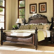 Royal Kahala Panel Bed