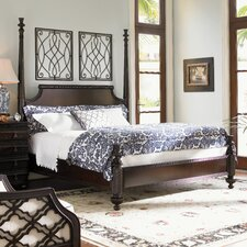 Royal Kahala Four poster Bed