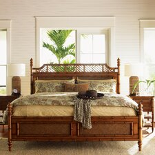 Island Estate Panel Customizable Bedroom Set