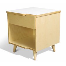 11-Ply 1 Drawer Nightstand