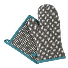 Provence 2 Piece Oven Mitt with Pot Holder