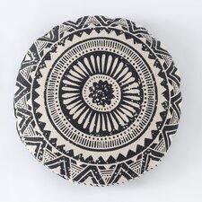 Basant Round Cotton Pillow