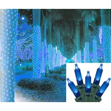 LED Tree Trunk Wrap Christmas Net Light