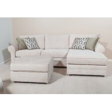 Cork Reversible Sectional