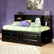 Twin Mate's Bed with Storage