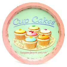 Coffee Break Cupcake Tin Tray