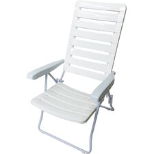 Mexico 7 Position Reclining Folding Chair