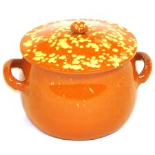 5.5 Quart Stock Pot with Lid and Heat Diffuser