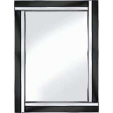 Classic Two Bar Rectangle Mirror